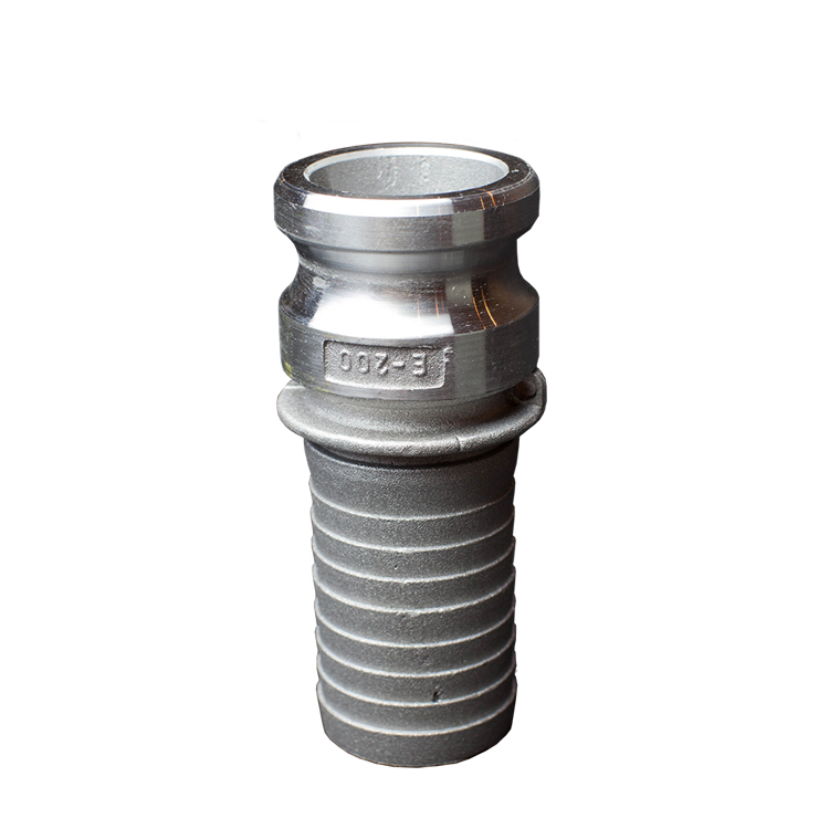 Aluminium Camlock Type E -  BSP Thread