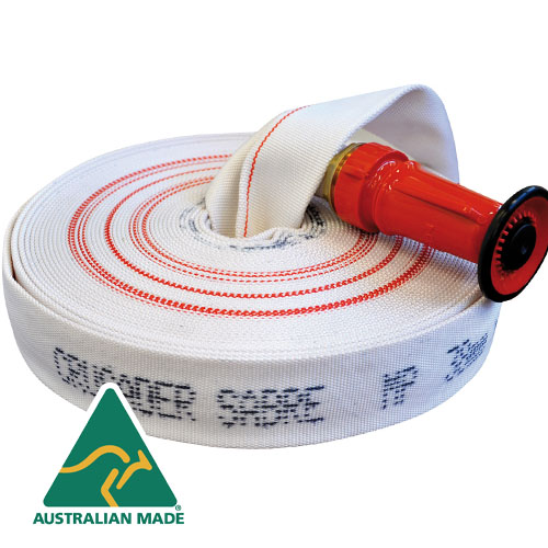 SABRE Percolating Fire Fighting Layflat Hose