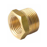Brass Bush Reducing Male / Female Threaded BSP Adaptor
