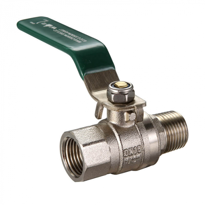 Brass Ball Valve Watermarked Male / Female