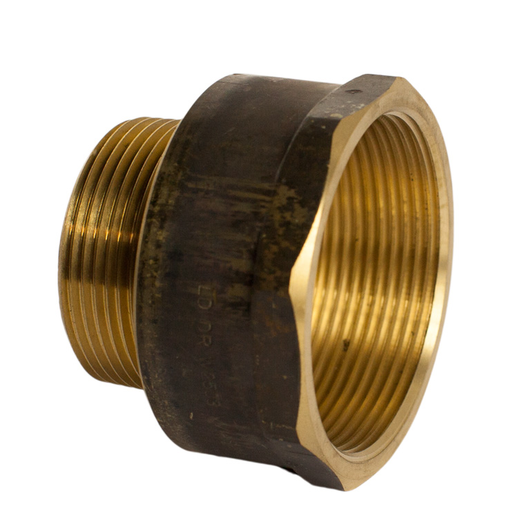 Brass Reducing Female / Male Threaded Adaptor 32F x 25M