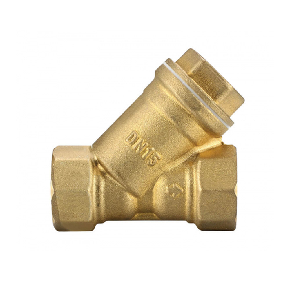 Brass Y Strainer BSP Female Threaded 15MM (1/2 Inch)