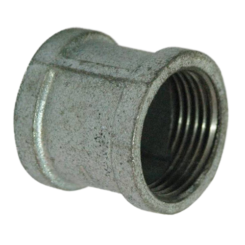 Galvanised Malleable Socket Female BSP Pipe Joiner 80mm (3 Inch)