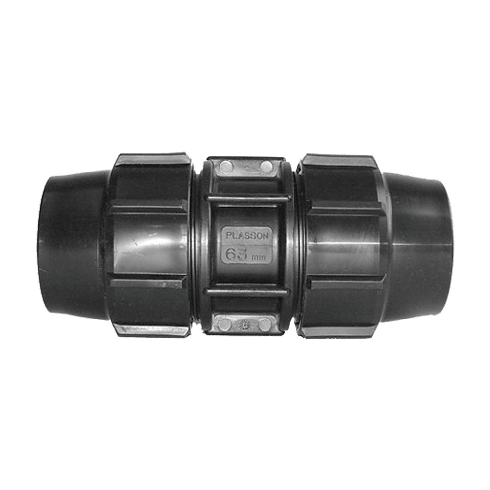 Plasson Polypropylene Metric Coupling