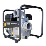 Petrol 3 Inch Water Transfer Pump High Flow 6.5HP THORNADO
