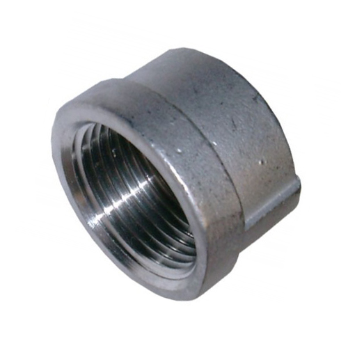 Stainless Steel 316 Hexagonal Cap BSP Thread