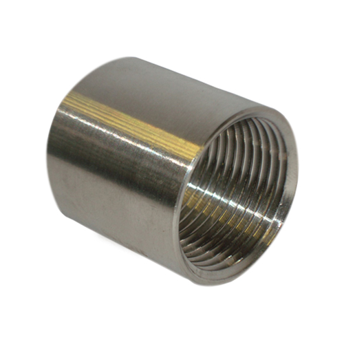 Stainless Steel 316 Full Socket Coupling BSP