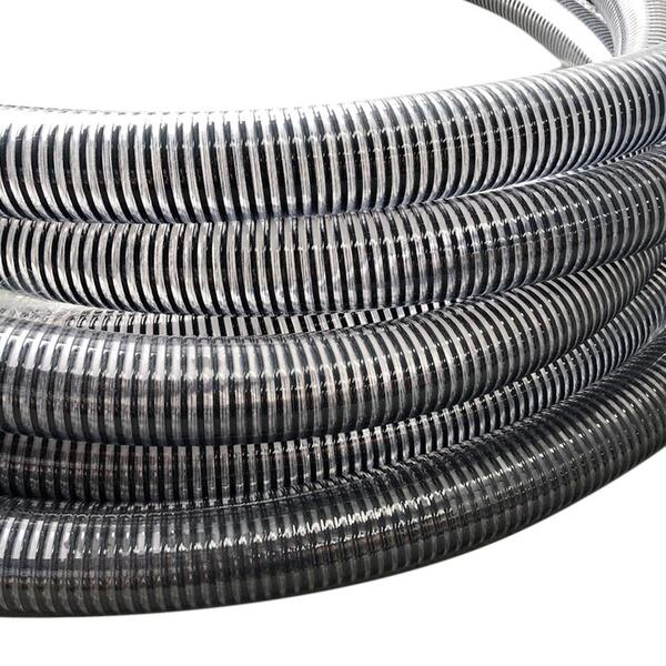 Air Seeder Transparent  PVC Suction Hose 76mm (3 inch)